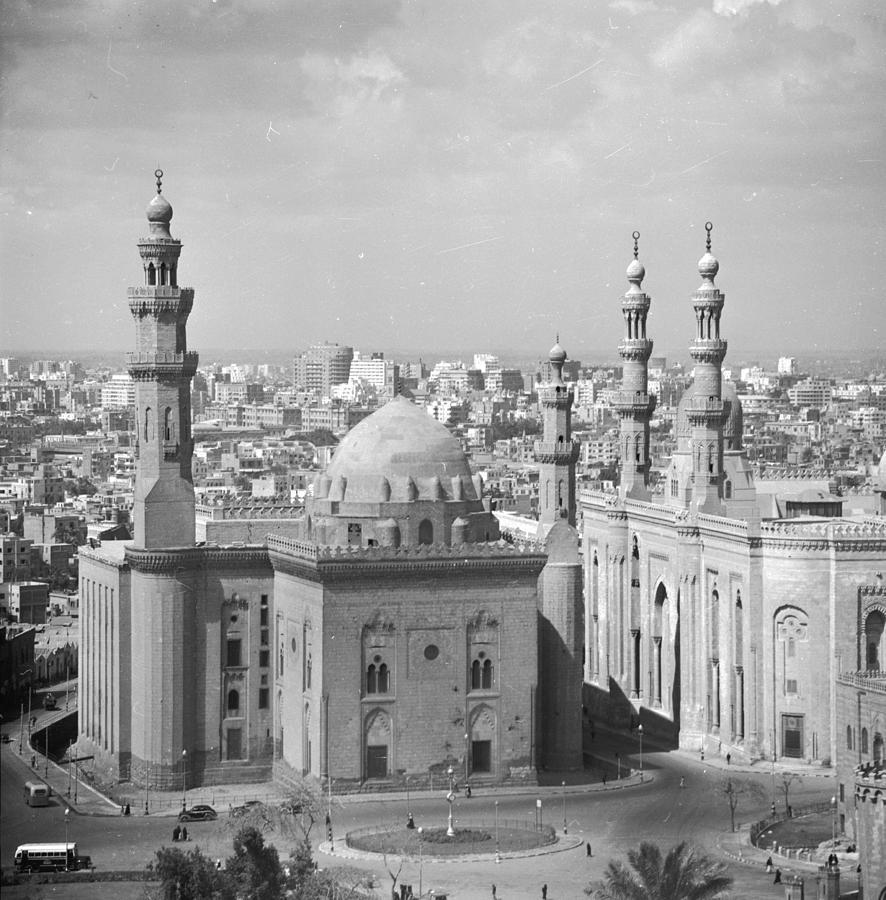 El Azhar Mosque Photograph by Three Lions