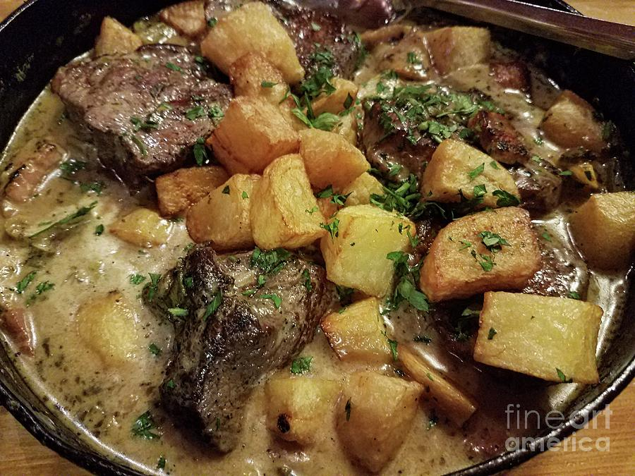 El Calafate Bife de chorizo Stew by Joseph Hendrix