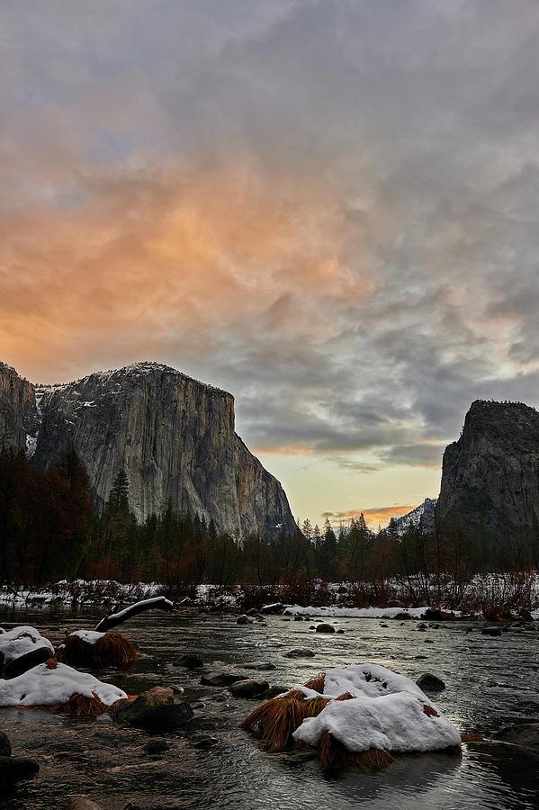 El Capitan at Sunset by Jon Glaser