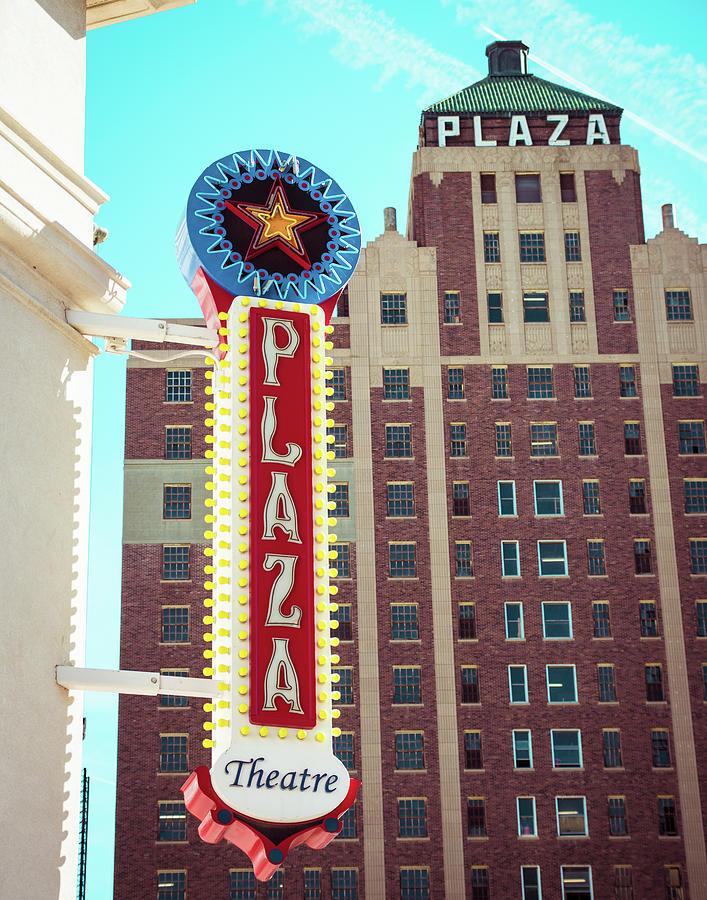 El Paso Plaza by Sonja Quintero