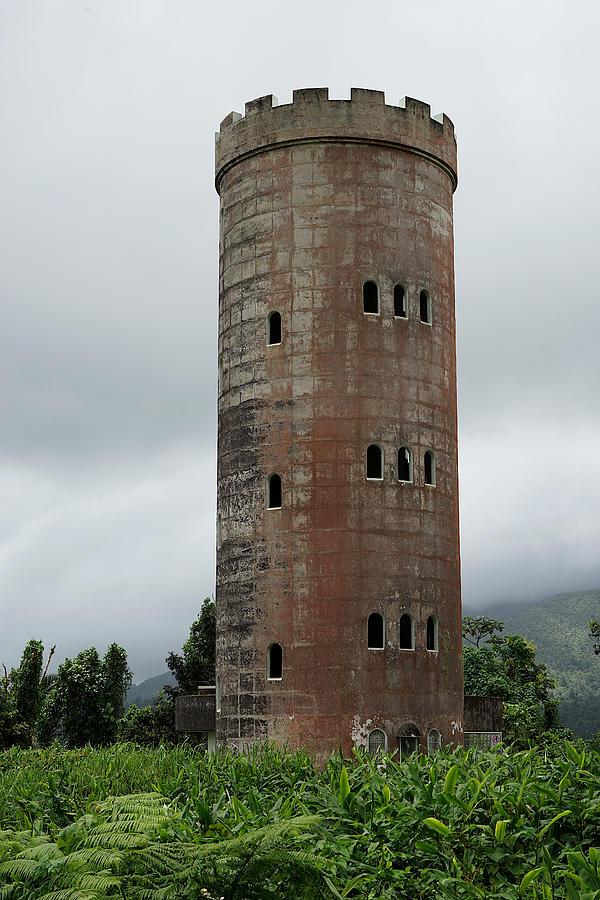 El Yunque - Yokahu Tower by Richard Reeve