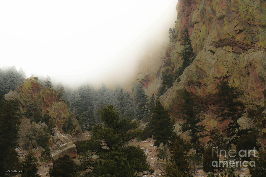 Eldorado Canyon State Park by Veronica Batterson