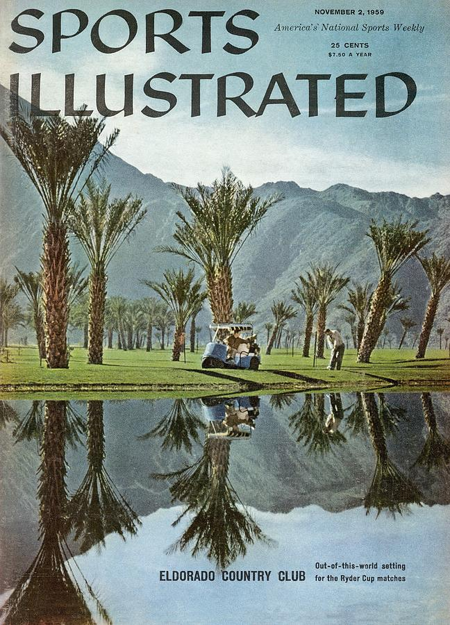 Eldorado Country Club Sports Illustrated Cover Photograph by Sports Illustrated