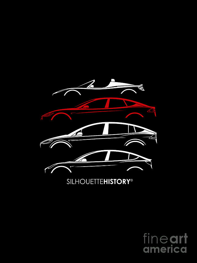 Electric 4G SilhouetteHistory by Gabor Vida