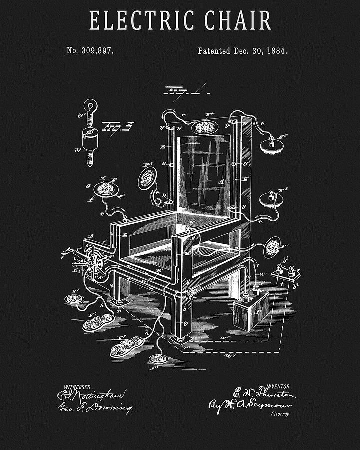 Astounding Electric Chair Patent Cjindustries Chair Design For Home Cjindustriesco