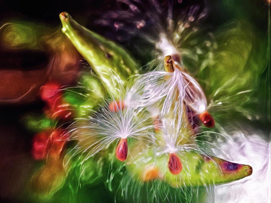 Electro-Magnetism Digital Art by Doctor MEHTA