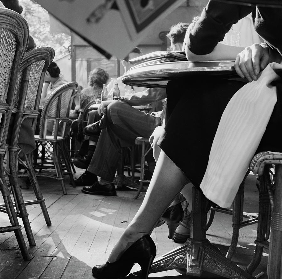 Elegant Ankle Photograph by Bert Hardy