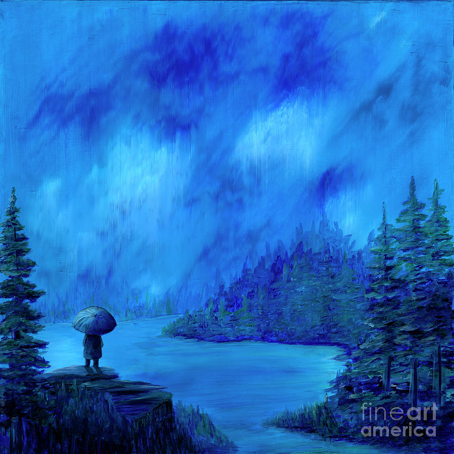 Elemental Solitude by Rebecca Parker