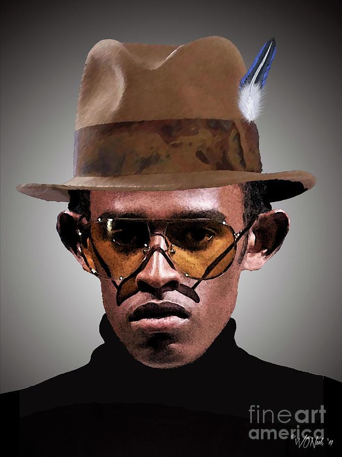 Elijah Akenzua 2 by Walter Neal