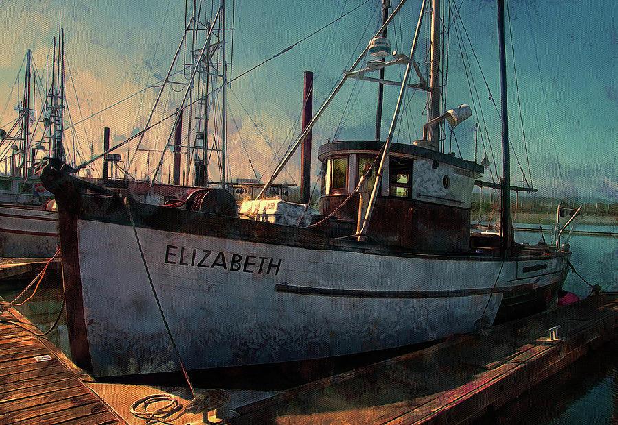 Elizabeth by Thom Zehrfeld