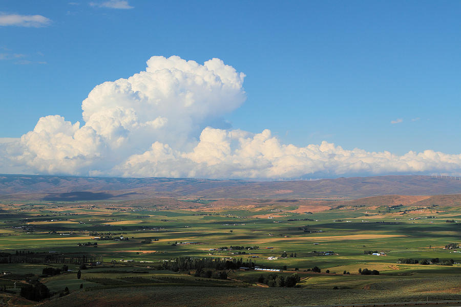 Ellensburg Valley Photograph by Behindthelens