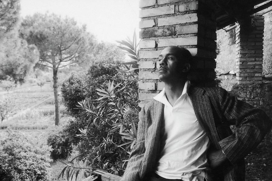 Ellison In Italy Photograph by James Whitmore