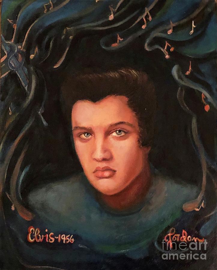 Elvis by Jordana Sands