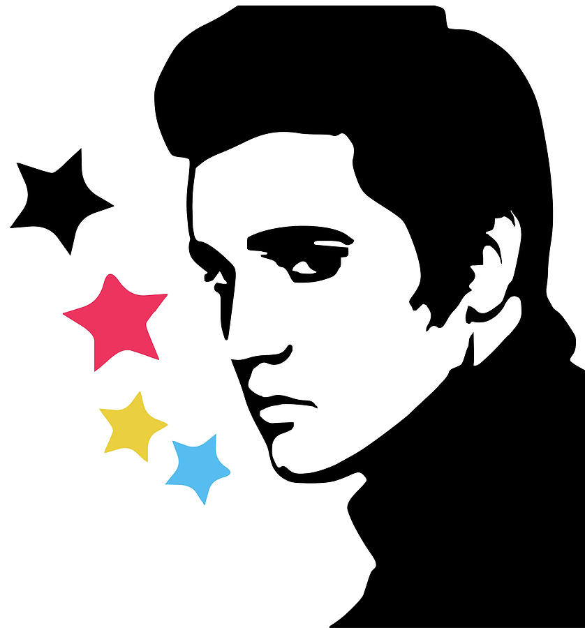 Elvis Presley Painting - Elvis Presley 4 by ArtMarketJapan