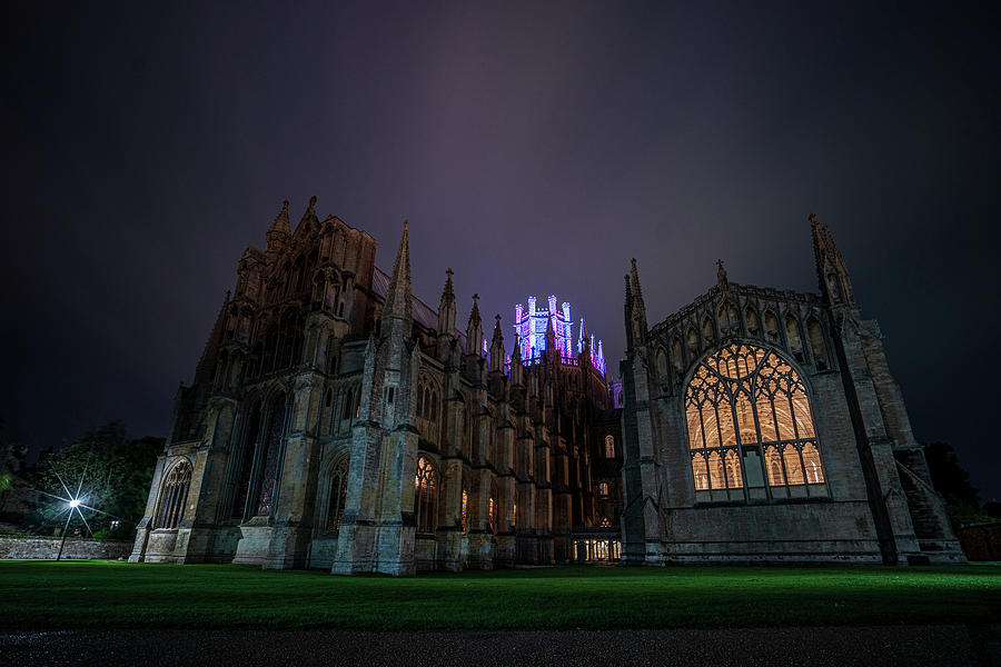 Ely Cathedral - Baby Loss Awareness week i by James Billings