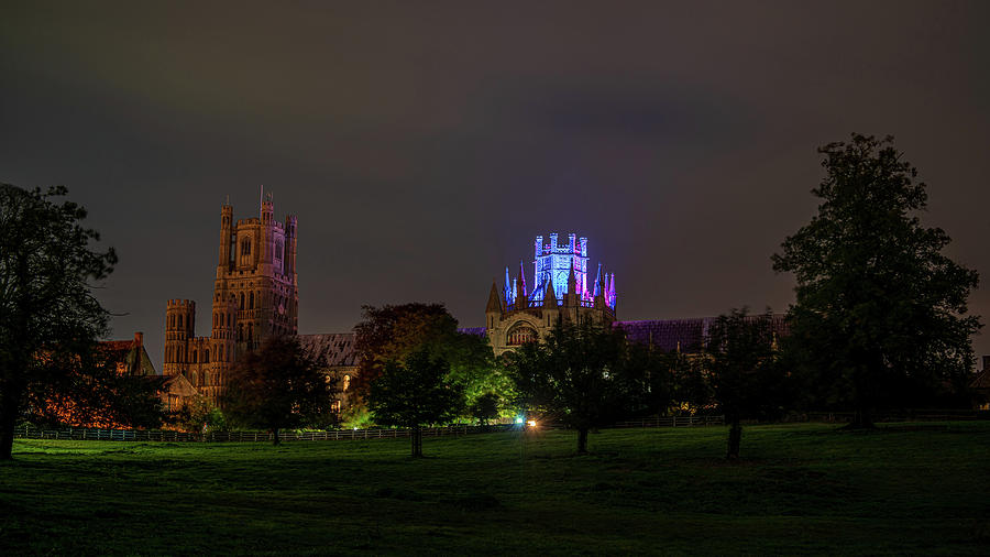 Ely Cathedral - Baby Loss Awareness week ii by James Billings