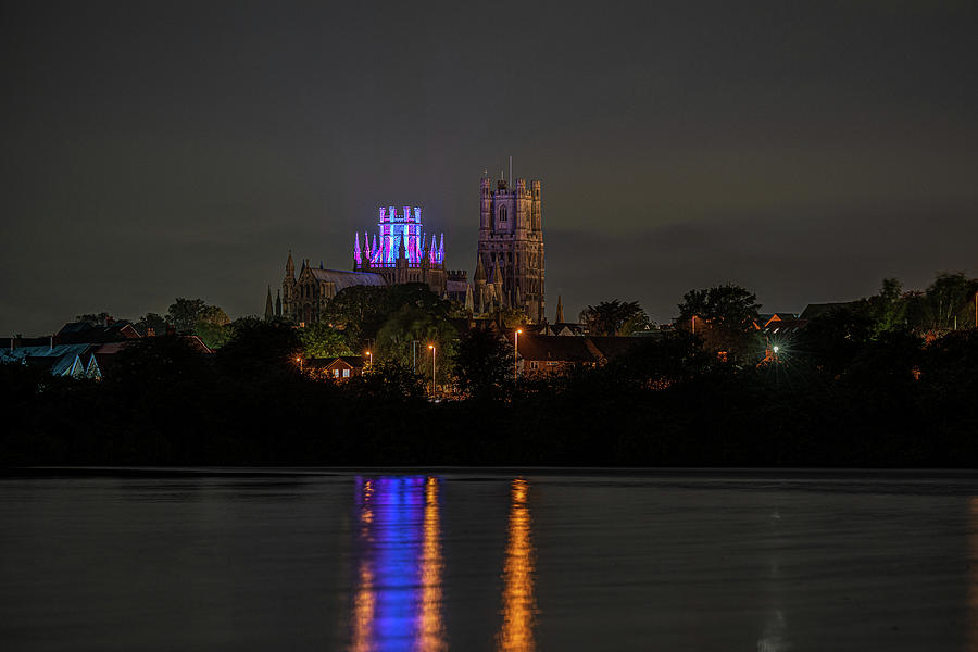Ely Cathedral - Baby Loss Awareness week iv by James Billings