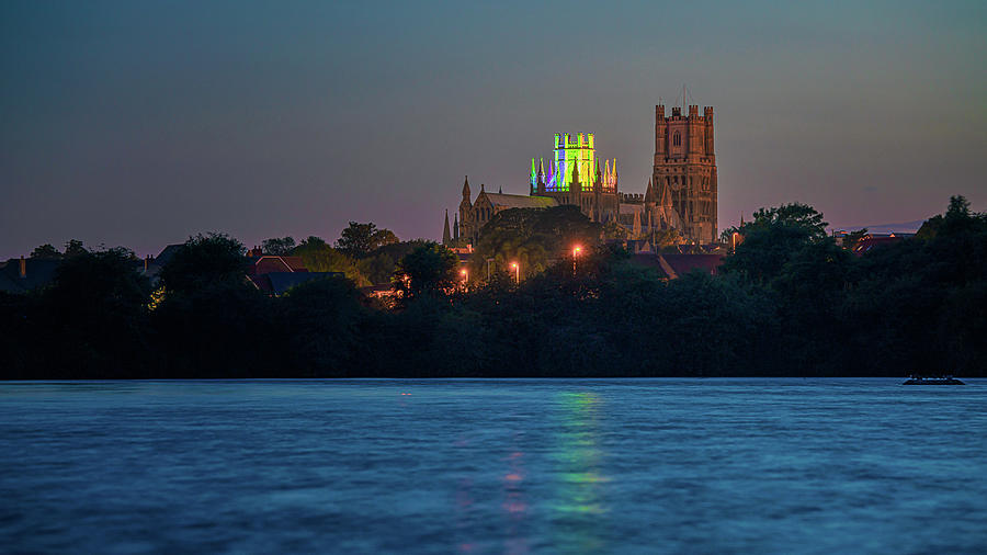 Ely Cathedral Pride i by James Billings