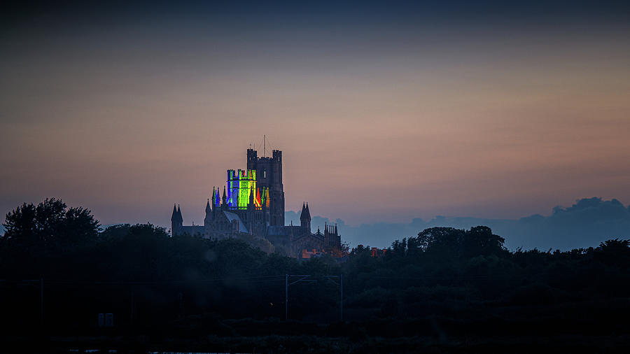 Ely Cathedral Pride ii by James Billings