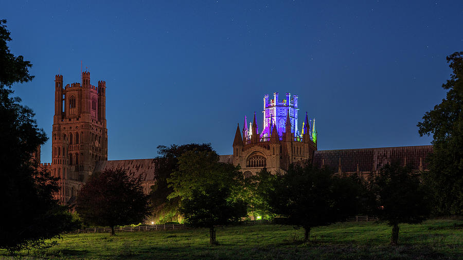 Ely Cathedral - Pride iii by James Billings