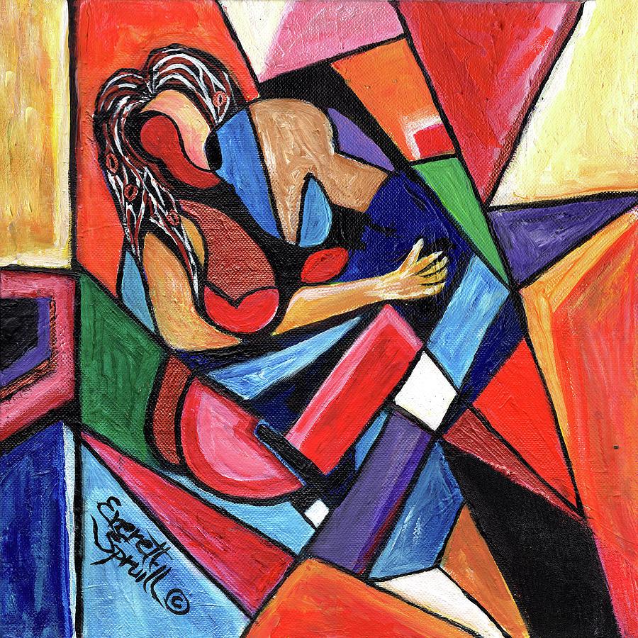 Embrace - #2 by Everett Spruill