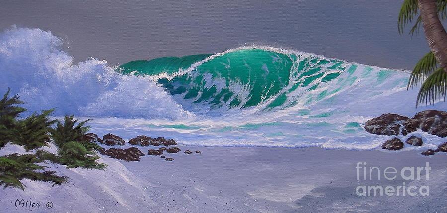 Emerald Night by Michael Allen