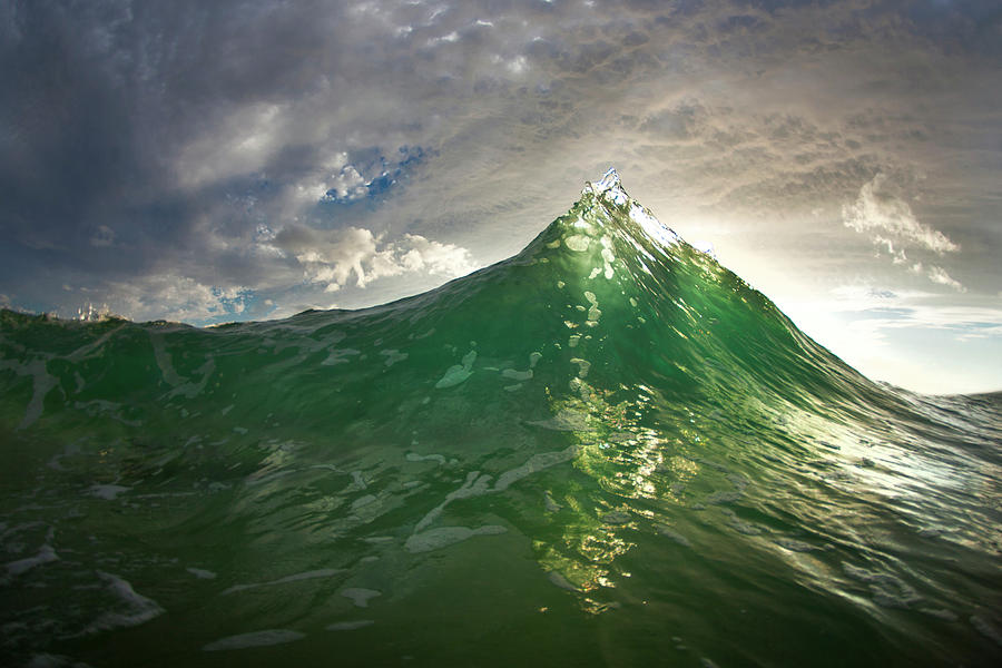 Emerald Summit by Sean Davey