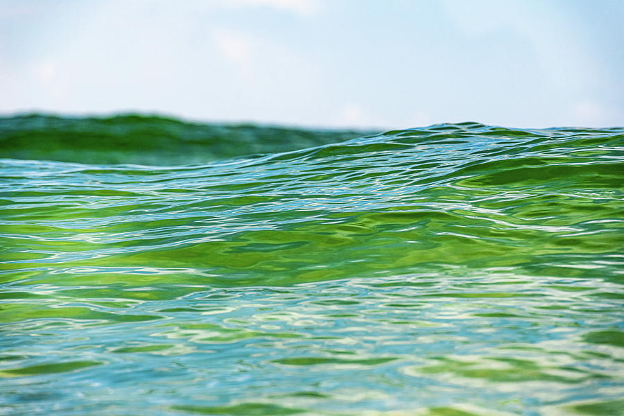 Emerald Wave by Kurt Lischka