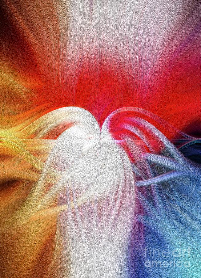 Emergence Digital Art by Kenneth Montgomery