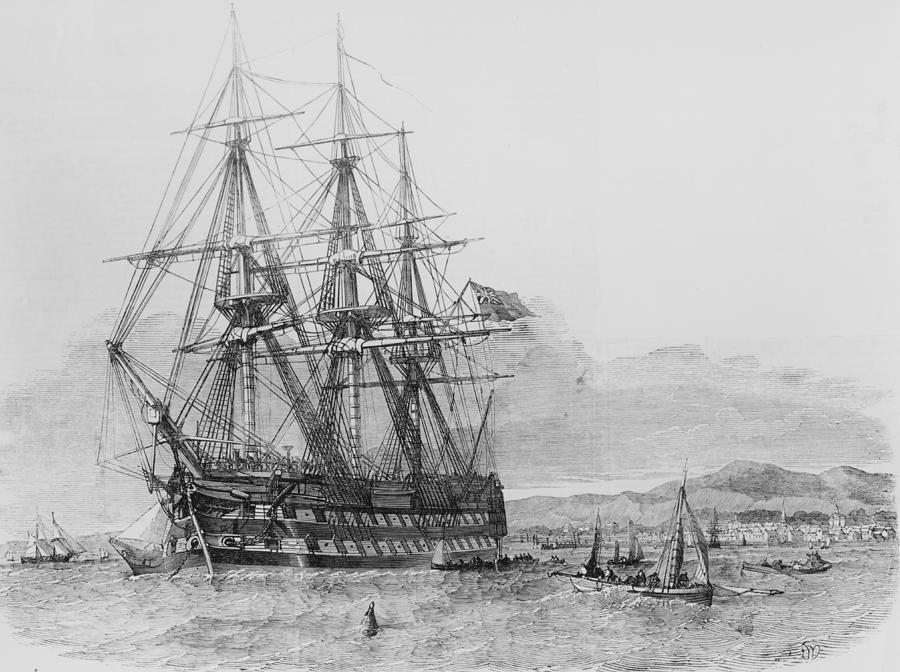Emigration From Skye Photograph by Illustrated London News
