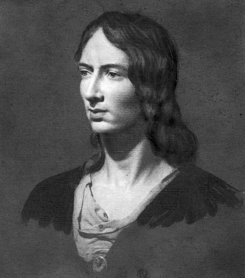 Emily Bronte Photograph by Hulton Archive