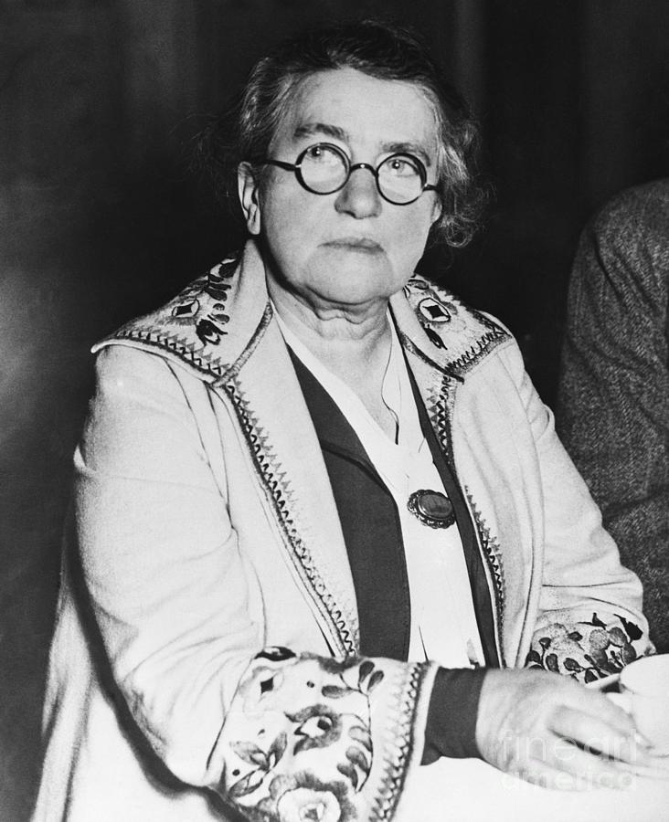 Emma Goldman Photograph by Bettmann