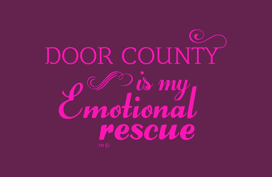 Emotional Rescue by Door County Social