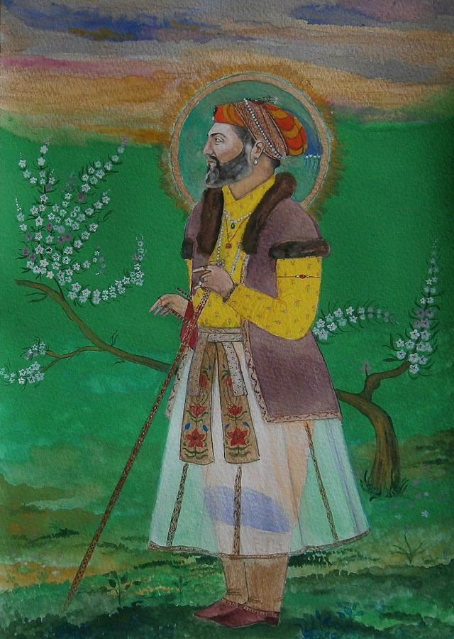Emperor Shah Jahan by Balkishan Jhumat