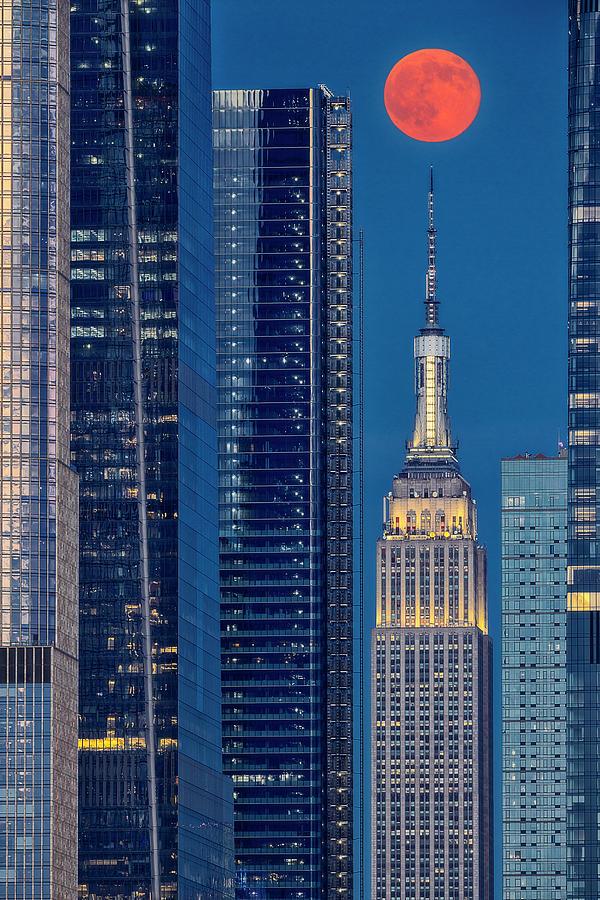 Empire State Building NYC  by Susan Candelario