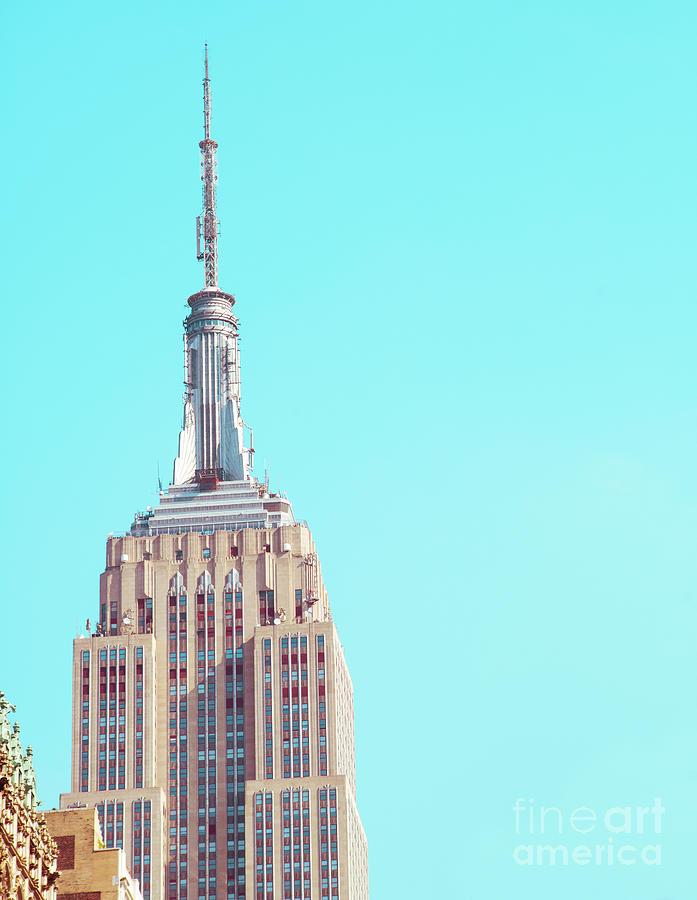 Empire State Dreams by Sonja Quintero