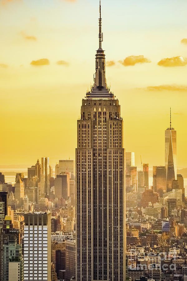 Empire State by Fine Art On Your Wall