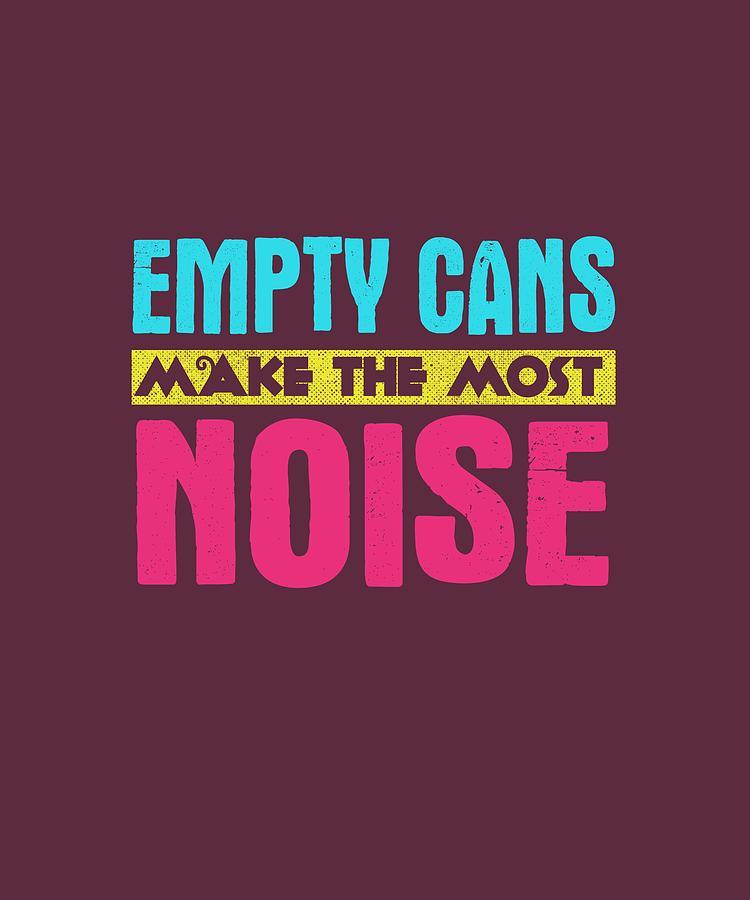 Empty Cans Digital Art by Shopzify