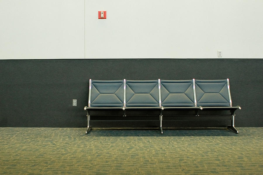 Empty Chairs Photograph by Copyright Jeff Seltzer Photography