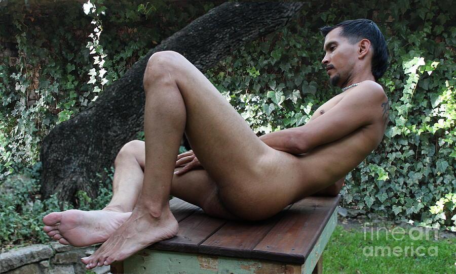 En El Jardin by Robert D McBain
