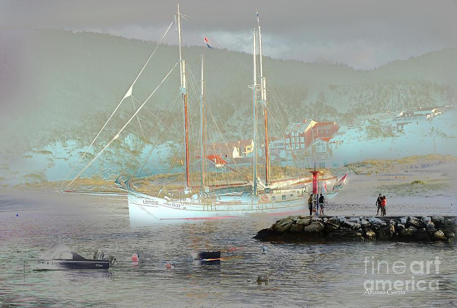 En Puerto by Alfonso Garcia