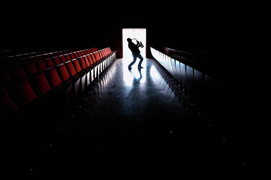 Artist Photograph - End Of The Day by Kadir Erten