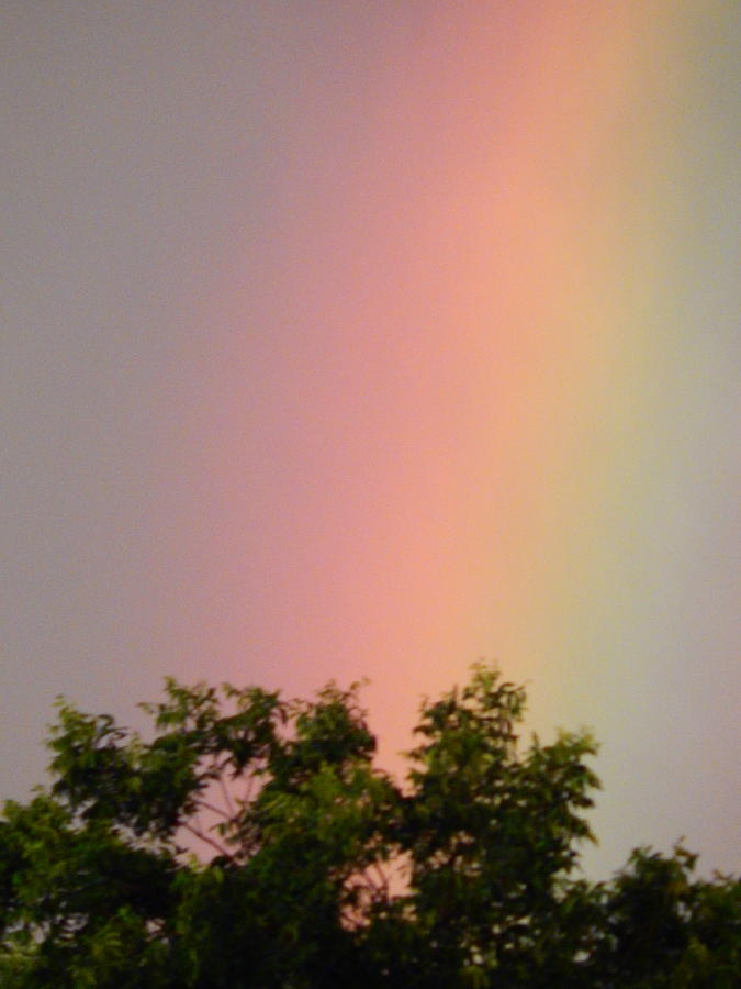 end of the rainbow by Virginia Kay White