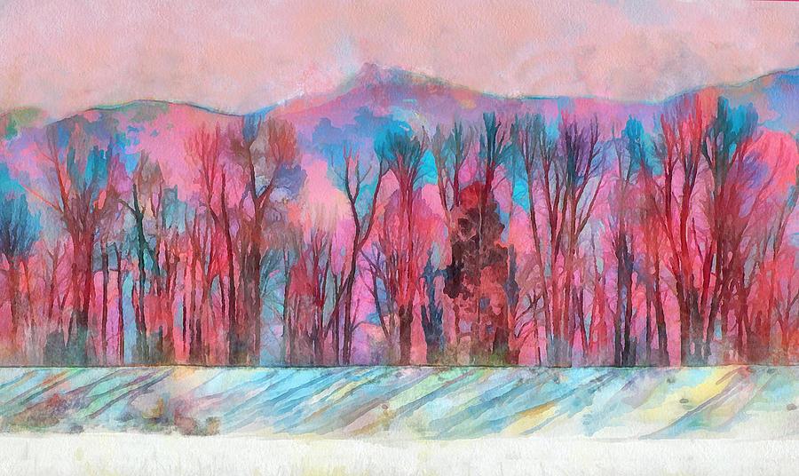 End of Winter by Robert Bissett