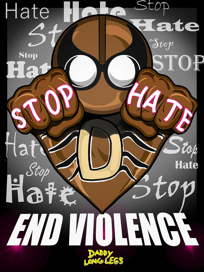 End VIOLENCE by Demitrius Motion Bullock