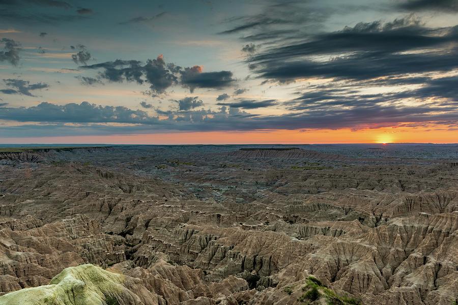 Endless Desolation by George Buxbaum