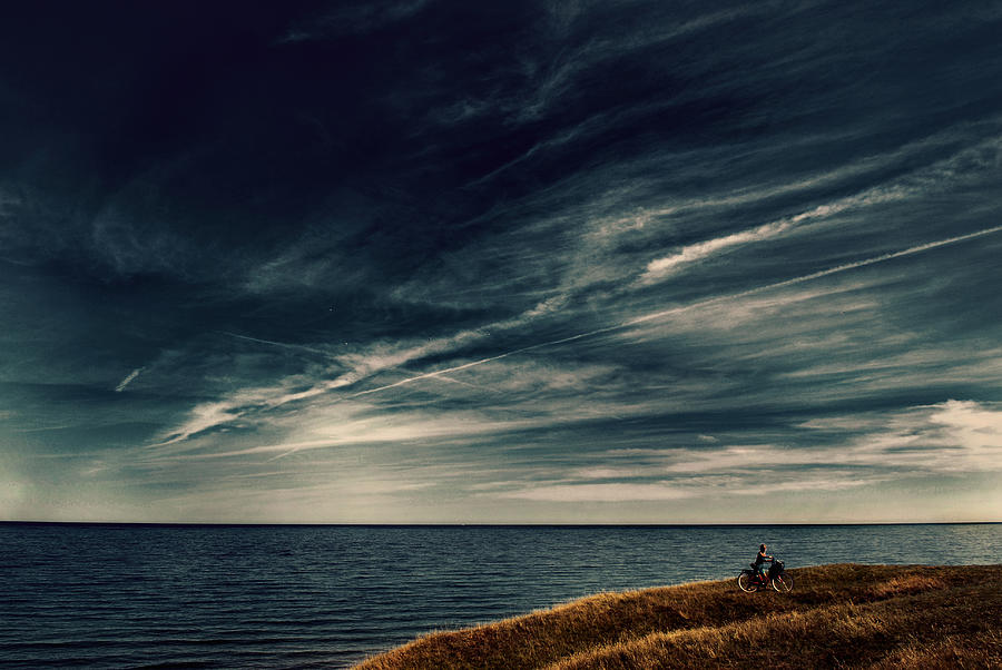 Endless Sea II Photograph by Kristoffer Jonsson
