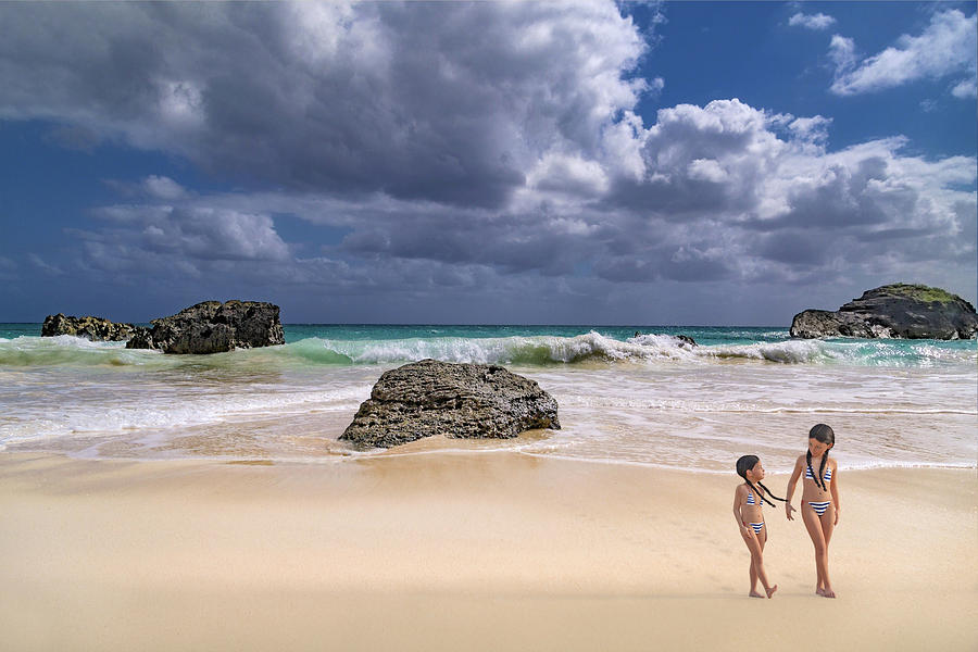 Beach Photograph - Endless Summers by Betsy Knapp