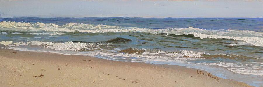 Endless Waves by Lea Novak