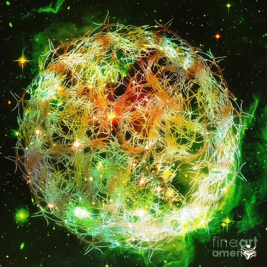 ENERGYBALL by Ron Labryzz